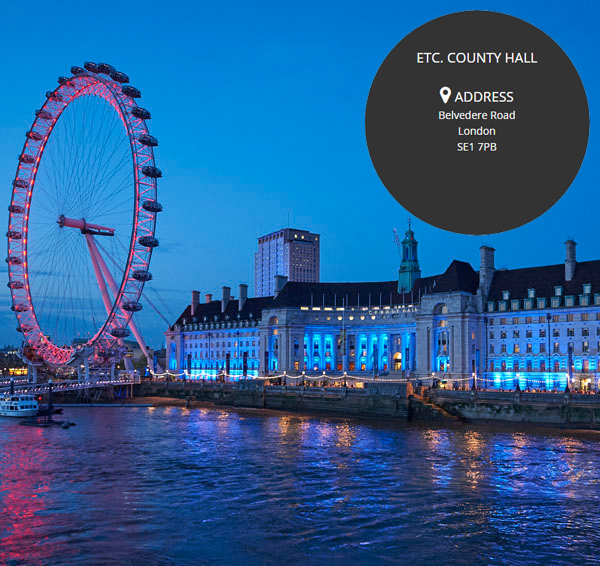 etc.venues, London | Venue information for BrokerFest 2020
